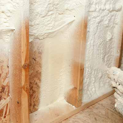 Spray Foam Insulation South Dakota