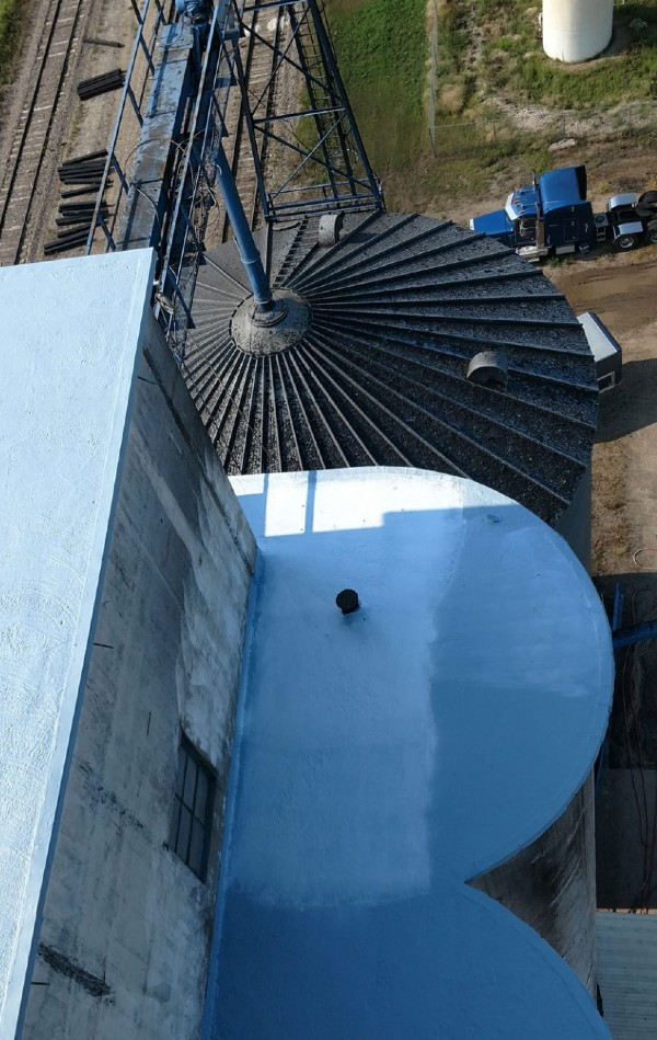 Grain Elevator Repair and Bin Restoration Nebraska