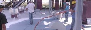 Grain Silo Roof Restoration